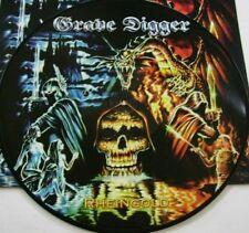 Grave Digger - Rheingold 2003 Vinyl LP LTD Picture Disc