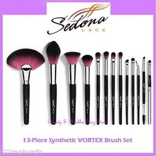 NEW Sedona Lace 13-Piece VORTEX SYNTHETIC PROFESSIONAL Brush Set - FREE SHIPPING