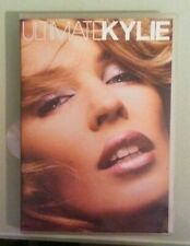kylie minogue  ULTIMATE KYLIE   DVD  includes insert