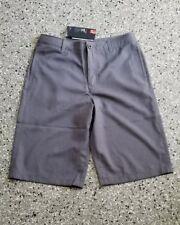 New Under Armour Golf Youth Boys Pockets Adjustable Waist Shorts Pants Medium