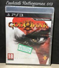 God of War III // PS3 - PAL España // Precintado