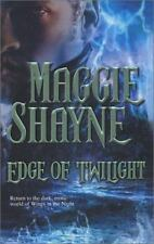 Edge of Twilight (Maggie Shayne)