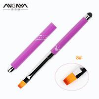UV Gel Painting Drawing Brush Pen Nail Art for Salon Manicure DIY Tool #8