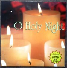 O Holy Night (2005) ~ Various Artists ~ Rock & Pop ~ Christmas ~ Cd ~