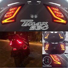 Rbmax 2 fari Posteriori LED omologato fume Yamaha 530 XP e T-max ABS 2017-2018