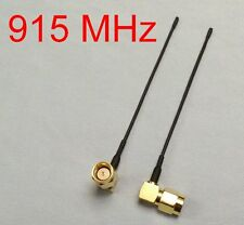 2x 915 MHz UHF tuned SMA antenna for TBS Crossfire FPV LRS, telemetry, TX or RX
