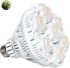 SANSI Lampe de Plante LED à Spectre Complet 36W E27 Blanc Lumière du Jour Lampe