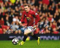 Wayne Rooney Autographed Signed 8x10 Photo REPRINT