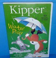 Kipper - Water Play (DVD, 2004) B438/B516