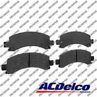 14D974ACH Replacement Rear Disc Brake Pad-Ceramic For Chevy Cadillac GMC