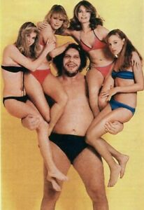 ANDRE THE GIANT 8X10 PHOTO WRESTLING PICTURE WWF