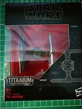 Star Wars The Black Series Tie Fighter (13) Titanium Series