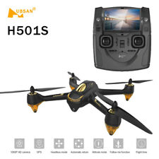 Hubsan H501S X4 5.8G FPV Brushless Drone RC Quadcopter 1080P GPS