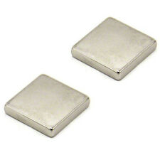 25 x 25 x 5mm thick N42 Neodymium Magnet - 9kg Pull (Pack of 20)
