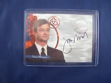 Charmed Autograph Card James Read as Victor Bennett