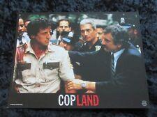 COPLAND lobby card #4 SYLVESTER STALLONE, ROBERT DE NIRO