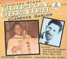 "Louisiana Stomp by Clarence ""Bon Ton"" Garlow/Clifton Chenier (CD, May-2009, 2..."