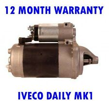 IVECO DAILY MK1 MK I 40-10 1985 1986 1987 1988 1989 REMANUFACTURED STARTER MOTOR