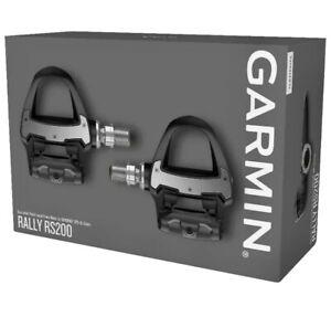 Garmin Rally RS200 Dual-Sensing Power Meter Pedals