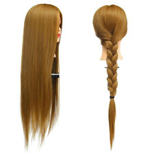 Professional Mannequin Head Hairdressing Training doll With 26 inches Hair