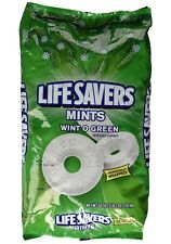 Life Savers Mints Wint O Green Party Bag Wintergreen Candy 3lb 2oz Fresh 50 Oz