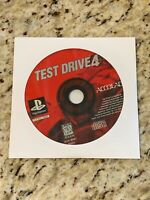 Test Drive 4 (Sony PlayStation 1, 1997) DISC ONLY