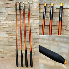 Telescopic Retractable Ultralight Hand Pole Carbon Fiber Freshwater Fishing Rod
