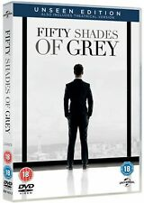 Fifty Shades of Grey (Unseen Edition) [DVD]