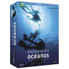 PELICULA DOCUMENTAL BLURAY EXPEDICION OCEANOS PRECINTADA