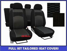 Tailored Full Set Seat Covers For Nissan X-Trail Mk2 / II 2007 - 2014