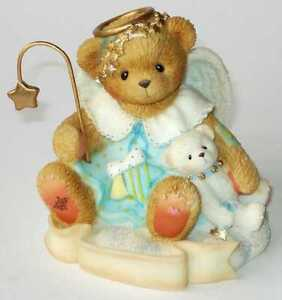 Cherished Teddies MERCY Abbey Press - You Are The Brighest Star By Far - 104049