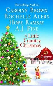 A Little Country Christmas - Mass Market Paperback By Brown, Carolyn - GOOD