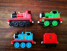 4x pieces individual TRAINS  THOMAS & FRIENDS RAILWAY Magnetic Metal VGC Percy