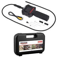 Endoskopkamera Rohrkamera 98 cm Schlauchlänge 2.31 Zoll Display wasserdichte LED