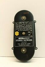 SEEBURG LPC1-R JUKEBOX - SN5 STEREO NETWORK UNIT - USED - SEE PICTURES