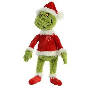 Dr. Seuss Grinch Santa 19''