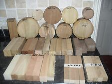wood turning blanks