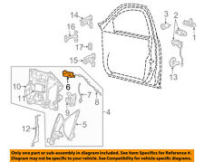 Lincoln FORD OEM 00-02 LS-Interior Inside Door Handle Left YW4Z5421819AA