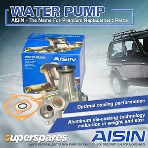Aisin Water Pump for Mitsubishi Lancer CG CH CZ CJ Outlander ZE ZF Grandis BA