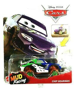 Disney Pixar Cars Mud Racing Chip Gearings Mattel 2019 Brand New