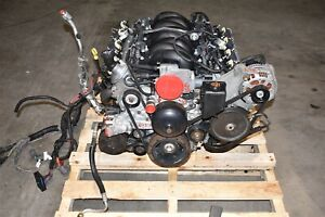 2001 Corvette C5 Complete Engine Ls1 Drop Out 350Hp 106K Aa6753 See Note