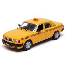 GAZ Volga 3110 Taxi car Russia 1:43 Ixo Agostini Diecast