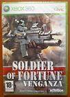 Soldier of Fortune III: Venganza, Xbox 360, Pal-España ¡¡NUEVO A ESTRENAR!!
