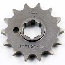 Steel Front Sprocket - 14T For 1977 Kawasaki KE250~JT Sprockets JTF507.14