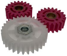Genuine Cylinder Gear / Tooth Pink Gear X 2 Set  QUALCAST CLASSIC PETROL 35S QX