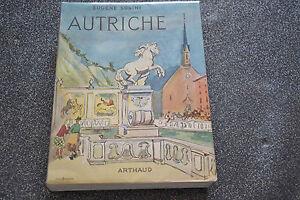 Arthaud - AUTRICHE par E. SUSINI - 1960 (E6)