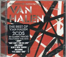 VAN HALEN 2 CDs SET ( NEW) THE BEST OF BOTH WORLDS