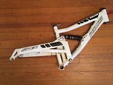 "Specialized Big Hit SPEC 2004 Mountain Bike Frame 16"" White"