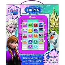 Disney Frozen me Deader: lector electrónico y biblioteca de 8 libros de Phoenix..