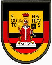 Wappen von Gotha  Aufnäher, Pin, Aufbügler